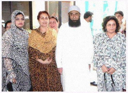 tariq jameel with girls.jpg